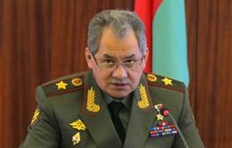 Nga phản đối mọi cuộc chạy đua vũ trang
