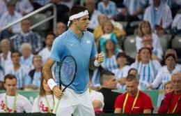 Chung kết Davis Cup: Del Potro hạ Karlovic, cân bằng tỷ số cho ĐT Argentina