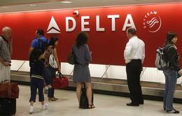 Hệ thống máy tính mặt đất của Delta Airlines bị tê liệt