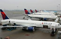 Delta Air Lines đối mặt với khủng hoảng sau sự cố sập mạng