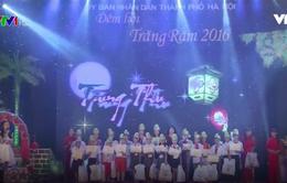 Gần 1.000 trẻ em Hà Nội tham dự Đêm hội trăng rằm