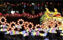 Lễ hội đèn lồng khổng lồ Việt Nam - Hàn Quốc tại Hà Nội