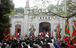 Người dân cả nước nô nức trẩy hội Đền Hùng