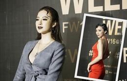 Angela Phương Trinh ma mị, Tóc Tiên sexy hết cỡ trên thảm đỏ Tuần lễ thời trang