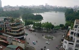 Hà Nội: Đề xuất cấm xe quanh khu vực Hồ Gươm ngày cuối tuần