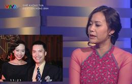 DV Hồng Ánh: Tôi may mắn khi có chồng ở bên ủng hộ