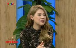 """Ca sĩ Thanh Thảo: """"Tôi có nhiều trải nghiệm trong tình yêu"""""""