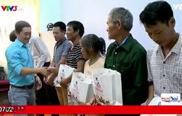 Quỹ Tấm lòng Việt tạo vốn cho ngư dân nghèo tỉnh Nghệ An