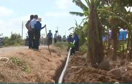 Sóc Trăng đầu tư hơn 110 tỷ đồng để cấp nước sạch cho vùng hạn mặn