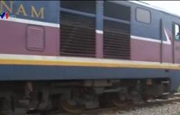 Thị phần vận chuyển ngành đường sắt đang bị co hẹp