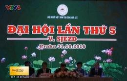 Hội người Việt Nam tại Cộng hòa Czech tổ chức đại hội