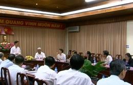 Đẩy mạnh học tập và làm theo tấm gương đạo đức Hồ Chí Minh