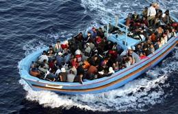 Gần 7.200 người di cư thiệt mạng, mất tích trên Địa Trung Hải