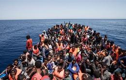 Số người di cư thiệt mạng trên Địa Trung Hải không ngừng gia tăng