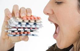 Cảnh báo tình trạng dị ứng do sử dụng thuốc không đúng