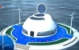 Khám phá du thuyền hình đĩa bay UFO 2.0