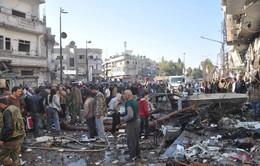 Đánh bom kép ở Syria, 122 người thương vong