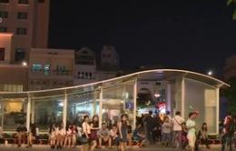 Cấm tổ chức ăn uống tại đường Nguyễn Huệ, TP.HCM