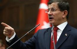 """Thổ Nhĩ Kỳ """"dọa"""" hủy thỏa thuận với EU về vấn đề người di cư"""