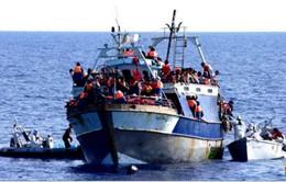 Italy lật tẩy đường dây buôn bán người di cư và tị nạn