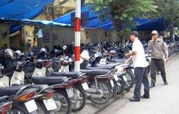 TP.HCM: Nhiều điểm trông giữ xe vẫn tăng giá tùy tiện