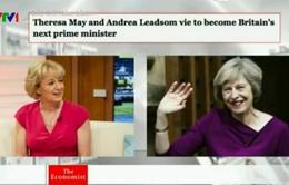 """Nước Anh với viễn cảnh """"bà đầm thép"""" thứ 2"""