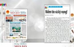 Khai mạc Kỳ họp thứ nhất, QH khóa XIV - Tâm điểm báo chí trong nước ngày 20/7