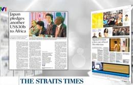 Nhật Bản đầu tư vào châu Phi - chủ đề chính của báo chí thế giới ngày đầu tuần