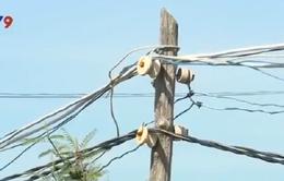 Lưới điện tự phát vùng nông thôn - Ngành chức năng Khánh Hòa nói gì?