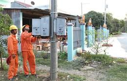 Đồng bào Khmer thoát nghèo nhờ có điện