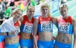 271 vận động viên Nga sẽ tham dự Olympic Rio 2016