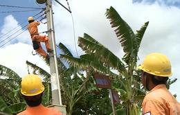 Cấp điện lưới quốc gia cho 1.800 hộ dân ở Hậu Giang