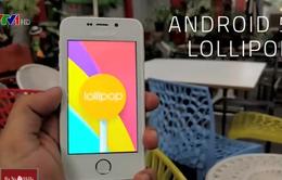 Ấn Độ sản xuất smartphone siêu rẻ với giá 80.000 đồng
