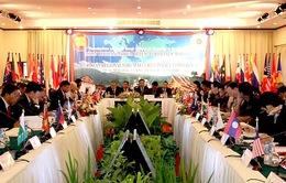 Diễn đàn khu vực ASEAN: Tập trung vào các vấn đề chính trị an ninh