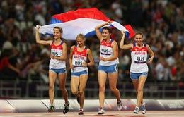 Bị bác đơn kháng cáo, điền kinh Nga sẽ vắng mặt tại Olympics Rio 2016