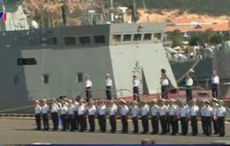 Hải quân Việt Nam tham gia diễn tập Komodo