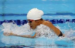 Phương Trâm giành thêm 3 HCV tại giải bơi vô địch các nhóm tuổi 2016