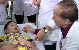 Đà Nẵng điều trị miễn phí cho trẻ khuyết tật