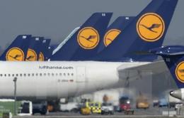 Tiếp viên hàng không Đức đình công, hàng trăm chuyến bay bị ảnh hưởng