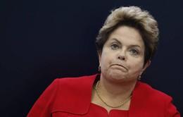 Tổng thống Brazil: Cáo buộc của phe đối lập hoàn toàn vô lý