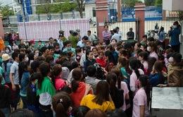 Quảng Nam: Chưa nhận đủ tiền thưởng Tết, gần 1.000 công nhân đình công