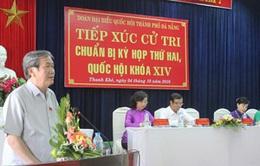 Ý kiến cử tri trước kỳ họp thứ 2, Quốc hội khóa XIV