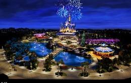 Công viên Disneyland tại Trung Quốc chính thức hoạt động