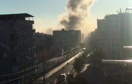 Thổ Nhĩ Kỳ: Nổ lớn ở Diyarbakir, hơn 100 người thương vong