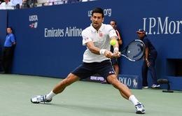 US Open 2016: Djokovic giành vé đầu tiên vào chung kết