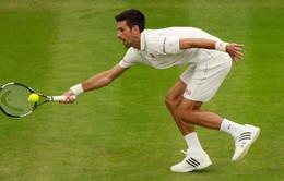 Wimbledon 2016: Djokovic chạm mốc 30 chiến thắng Grand Slam liên tiếp
