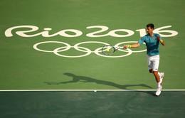 Công bố hạt giống quần vợt Olympic Rio 2016