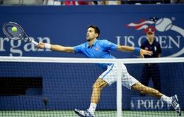 Novak Djokovic – tay vợt được hưởng lợi nhất Mỹ mở rộng 2016