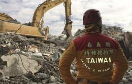 Tưởng niệm nạn nhân vụ động đất tại Đài Loan (Trung Quốc)