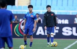 VIDEO: Buổi tập cuối cùng trước trận bán kết lượt về AFF Cup của ĐT Việt Nam